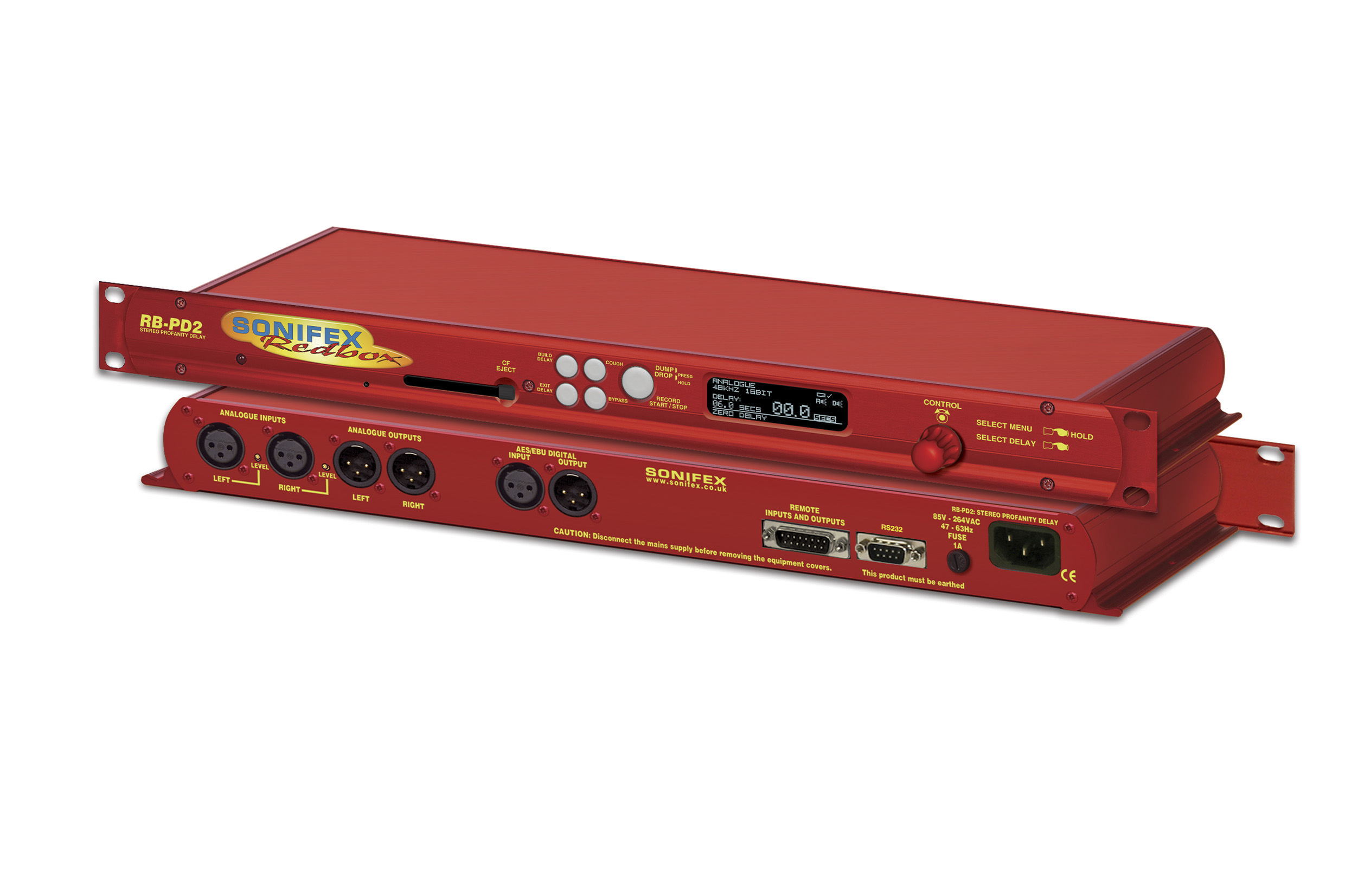Independent Audio Pro Distributors Automatic Mains Disconnect For Live Broadcast Programs To Prevent Unwanted Or Obscene Material From Being Transmitted It Features An Stretch Algorithm That Allows